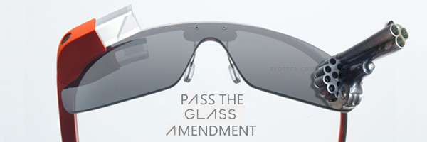 New amendment to protect Google Glass