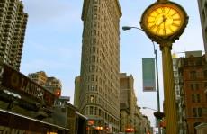 New York's Flatiron Building
