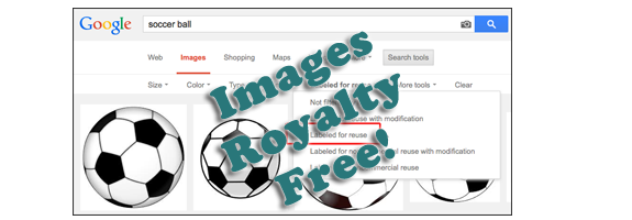 Sourcing website photos for free
