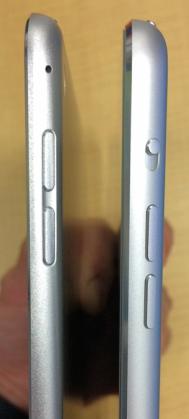 iPad 2 Air Improvements in Hardware