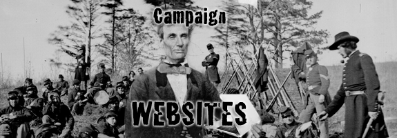 How to set up a campaign website