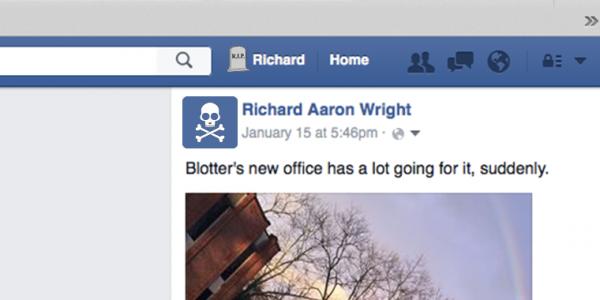 How Facebook Memorialization works