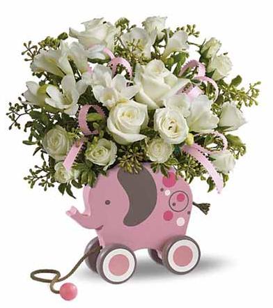 Roseloop Elephant Flowers