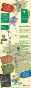 Swamp Rabbit Trail Maps