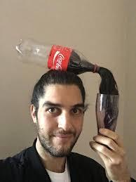 Coca-Cola Hair