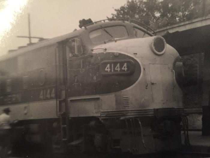 Carolina Southern Railroad in Greenville, SC