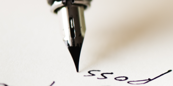 Handwriting increases productivity for website managers