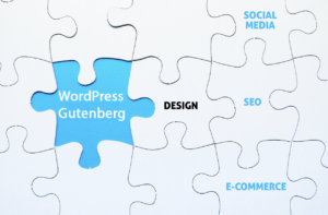 WordPress Guttenberg is not currently finished.